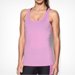 Under Armour Racer Back Tank Top Pink